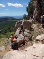 Σχολή Αναρρίχησης Βράχου Αρχαρίων - Ιούνιος 2021