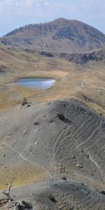 Σμόλικας (2.631μ.), διάσχιση. Δρακόλιμνη Λίγκα. Κόνιτσα. Μονή Στομίου. Via Ferrata στον Αώο